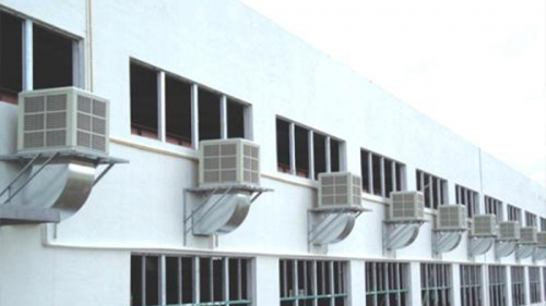 高温车间通风降温有什么优势